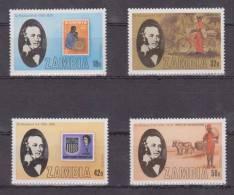 Sambia / Zambia 1979 Mi. 213-216** MNH - Zambia (1965-...)