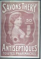 Du 1er Janvier 1913 - 100 Ans D´âge - SAVONS THERY - - Advertising