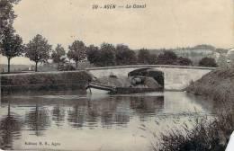 47 - Agen - Le Canal - Agen