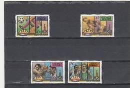 Grenada Grenadines Nº 338 Al 341 - St.Vincent Y Las Granadinas