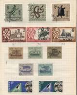 Polska - 13 Stamps - 13 Timbres - 13 Postzegels - Pologne