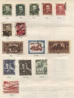 Polska - 14 Stamps - 14 Timbres - 14 Postzegels - Non Classés
