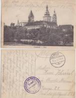 Osnabruck - Dom Feldpost Gelaufen 1917 - Osnabrueck