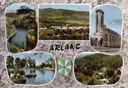 63 - Arlanc : Multivues - CPM écrite - France