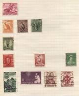 Australia - 12 Stamps - 12 Timbres - 12 Postzegels - Australie