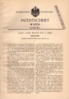 Original Patentschrift - A. Sevette Fils In Paris , 1901 , Trommel Für Kinder , Pauke !!! - Musikinstrumente