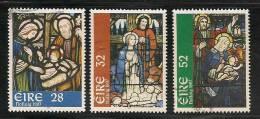 IRELAND - EIRE - 1997 CHRISTMAS  Yvert # 1032/4 - USED - Ireland