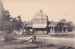 Madagascar Antsirabe Bureau des Postes