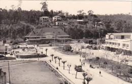 Madagascar Fianarantsoa Capitol Betsileo Railroad Station Real Photo - Madagascar