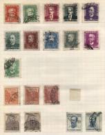 Brazil - 18 Stamps - 18 Timbres - 18 Postzegels - Brésil