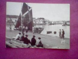 Audierne (29) Le Port - Audierne