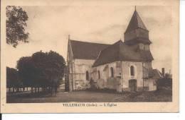 VILLEMAUR - L'Eglise - France