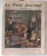 """Journaux, """"Le Petit Journal"""" Illustr� - N� 1719 - 2/12/1923 - Les FOndeurs d�Or - Frais de port : � 1.95"""