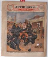 """Journaux, """"Le Petit Journal"""" Illustr� - N� 1792 - 26/04/1925 - Les empoisonnement de St-Gilles - Frais 1.95�"""
