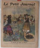 """Journaux, """"Le Petit Journal"""" Illustr� - N� 1590 - 12/06/1921 - La r�colte des Roses en Bulgarie - Frais 1.95�"""