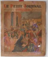 """Journaux, """"Le Petit Journal"""" Illustr� - 1984 - 30/12/1928 - 22 jeunes filles enlev�es par ... - Frais de port : � 1.95."""