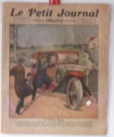 """Journaux, """"Le Petit Journal"""" Illustr� -  N� 1678 - 18/02/1923 - La Voiture rouge - Frais de port : �1.95"""