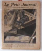 """Journaux, """"Le Petit Journal"""" Illustr�, N� 1764 - 12/10/1924, L�h�ro�sme d�un m�canicien aviateur - Frais 1.95"""
