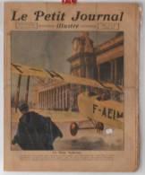 """Journaux, """"Le Petit Journal"""" Illustr�, N� 1672 - 7/01/1923 - Un pilote audacieux - Frais de port : � 1.95"""