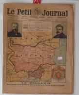 """Journaux, """"Le Petit Journal"""" -Supp. Illustr�, N� 1511 - 7/12/1919 - La Bulgarie - Frais de port : � 1.95"""