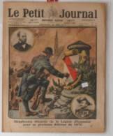 """Journaux, """"Le Petit Journal"""" -Supp. Illustr�, N� 1486 -15/06/1919 - Frais de port : � 1.95"""