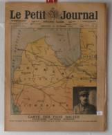 """Journaux, """"Le Petit Journal"""" -Supp. Illustr�, N� 1510 - 30/11/1919 - Carte des Pays Baltes - Frais de port : � 1.95"""