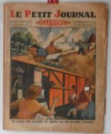 """Journaux, """"Le Petit Journal"""" Illustr�, N� 2019 - 1er/09/1929 - En Alsace, une paysanne est ... - Frais 1.95�"""