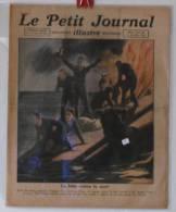"""Journaux, """"Le Petit Journal"""" Illustr� - N� 1617 - 18/12/1921 - La lutte contre la mort - Frais de port : � 1.95"""