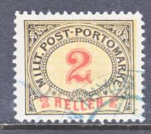 Bosnia And Herzegovina  J 2   (o) - Bosnia And Herzegovina
