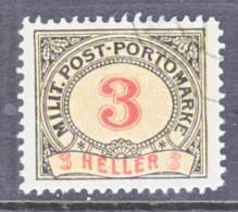 Bosnia And Herzegovina  J 3   (o) - Bosnia And Herzegovina