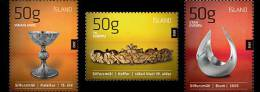 ISLANDE 2012 - Artisanat D´Islande - 3v Neuf ** (MNH) - 1944-... Republique