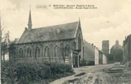 Scherpenheuvel - Nieuwe Kapel En Kerk -191? ( Verso Zien ) - Scherpenheuvel-Zichem