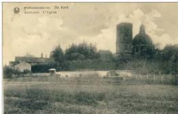 Scherpenheuvel  - De Kerk  -1923 ( Verso Zien ) - Scherpenheuvel-Zichem
