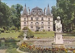 Cp , 91 , CHILLY-MAZARIN , Le Château (La Mairie) - Chilly Mazarin