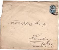 RUSSIE ENTIER POSTAL DE 1894  AYANT VOYAGE  ( VOIR LES SCANNERS ) - 1857-1916 Empire