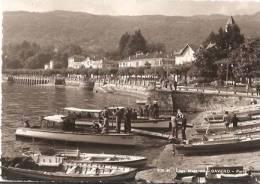 BAVENO ( VERBANIA ) PORTO - 1957 - Verbania
