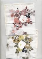 Mouchoir Alba Rose - Handkerchiefs