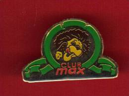 24809--pin's-CLUB LION MAX GLACES MOTTA - Lebensmittel