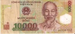BILLETE DE VIETNAM DE 10000 DONG DE POLIMERO  (BANKNOTE) - Vietnam