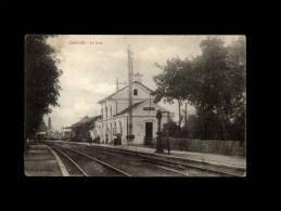 16 - CHALAIS - La Gare - Autres Communes