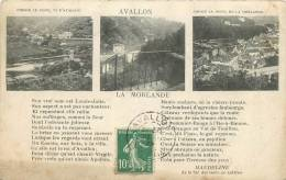 AVALLON LA MORLANDE - Avallon