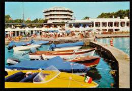 1970 SAN FELICE CIRCEO HOTEL CARILLON FG V SEE 2 SCAN - Altre Città