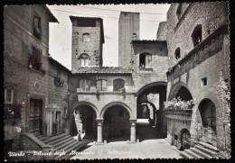 1950 VITERBO PALAZZO DEGLI ALESSANDRI FG V SEE 2 SCAN - Viterbo