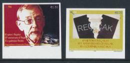 REPUBLIC OF KOSOVO 2009, 10th Anniversary Of The Massacre Of Reçak, Imperforated Set Of 2v** - Kosovo