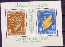 Afghanistan. Contre La Faim. Maïs Et Céréale. ** - Afghanistan