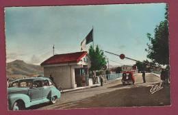 64 - 130912 - HENDAYE - Frontière FRANCO ESPAGNOLE Service Des Passeports Au Pont International - Hendaye