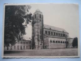 VELLEREILLE-LEZ-BRAYEUX - Séminaire De Bonne Esprérance - La Cour Et L´Eglise - Estinnes