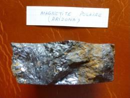 MAGNÉTITE POLAIRE ++ARIZONA++POIDS : 267 GRAMMES+ - Mineralien