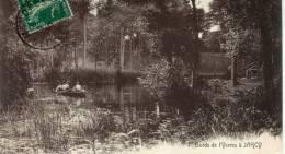 CPA 91 JARCY BORDS DE L YERRES 1910 - France
