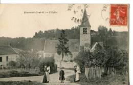 ÉLANCOURT  -  L' ÉGLISE - Elancourt